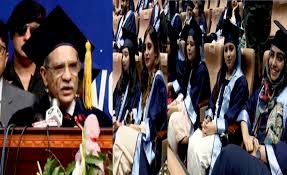 CJP attends 4TH Convocation of Services Institute of Medical Sciences