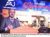 Air University hosts Alumni Homecoming 2018