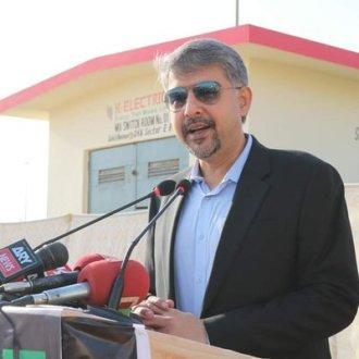 Ali Raza Abidi assassinated at the doorstep of his home