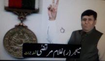NAB court sends Major (r) Gulam Murtaza to jail
