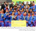Wapda win 30th National Women Hockey Championship