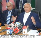 Government is committed to run export industry at all costs : Ghulam Sarwar Khan