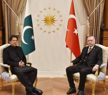 Pakistan and Turkey re-affirmed to strengthening bilateral relations
