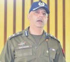 IGP transfers 7 officers including 4 DPOs