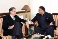 Italy working on the renovation of walled city of Multan : Italian Ambassador Stefano Pontecorvo