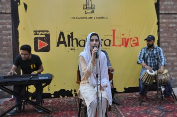 ''Alhamra Live''launched to showcase youngsters talent