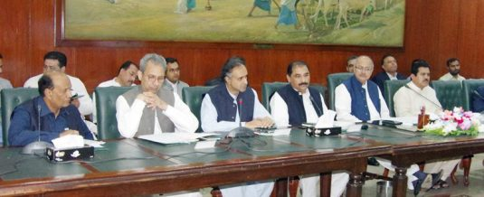 Departments to pay outstanding dues of advertisements : CS Punjab Yosaf Naseem Khokhar