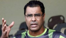 Pakistan must play A game against India  :Waqar Yonas