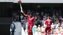Chris Gayle become top scorer from WI against England in ODIs