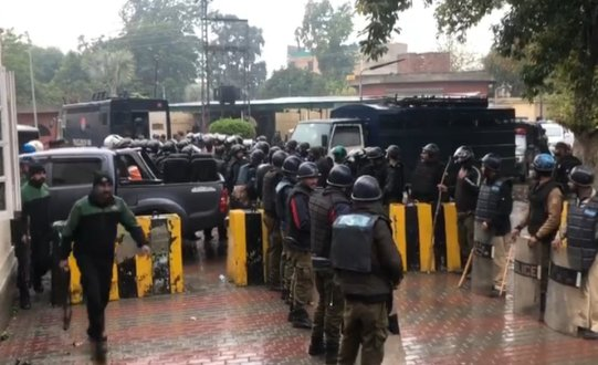 Rangers to provide security to IGP and Drs