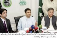 The crop loss due to locust attack is less than one percent : DG PDMA Khuram Shahzad