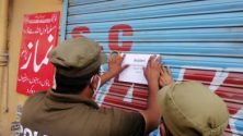 30 shops of Hall Road Markeet sealed on not caring SOPs about Corona