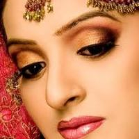 Eye makeup for pakistani girls