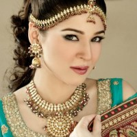 Latest Bridal  jewellery design 2012