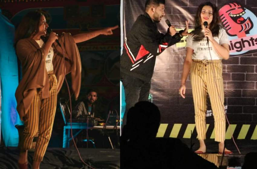 Trans Comedian Anaya Sheikh Heckled by Sharik Shah- Inside Story of LahoriFied Nights Event