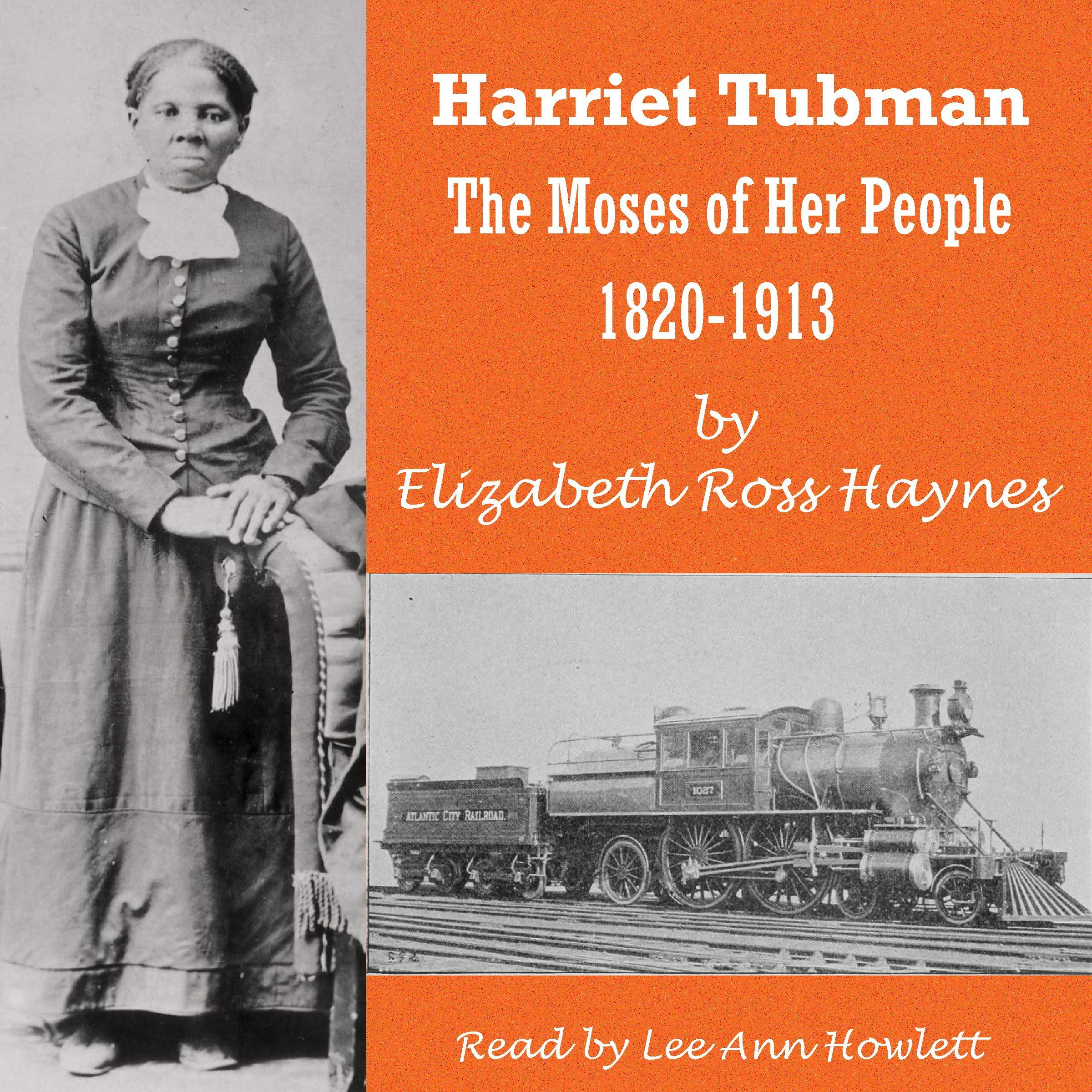 Book Report About Harriet Tubman