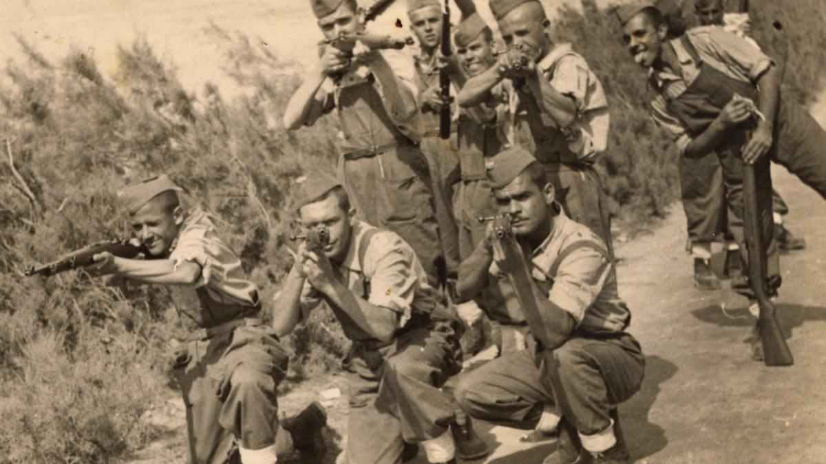 La legión en Canarias
