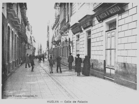 Las Viejas Calles de Huelva (1/3)