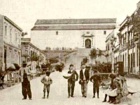 Las Viejas Calles de Huelva (2/3)