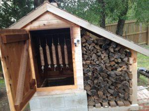 Cedar-smokehouse-construction-21