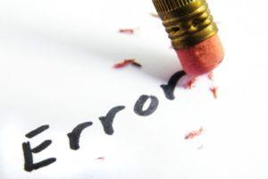 errores ortográficos más comunes