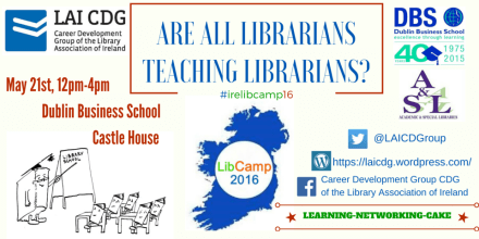 Thumbnail for LIBRARY CAMP 2016