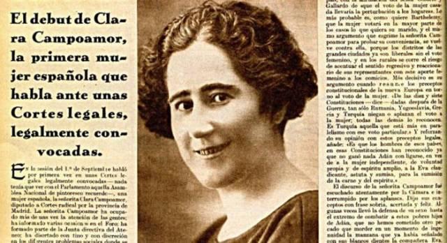 Lilith y Clara Campoamor – Observatorio del Laicismo – Europa Laica