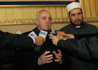 bergoglio islam argentina