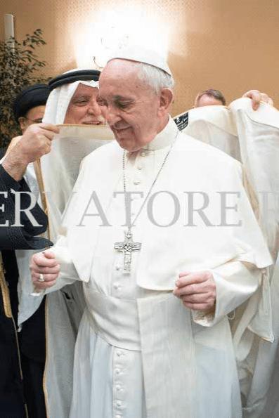 Muslim pope