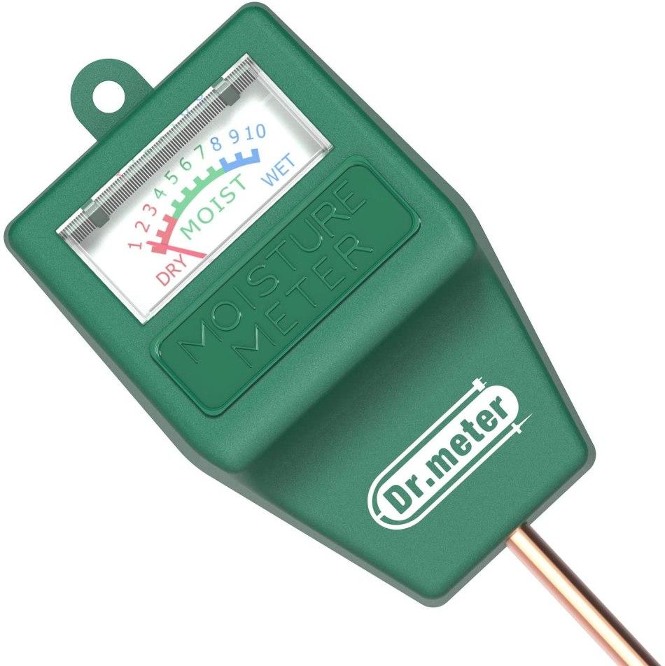 Green moisture meter