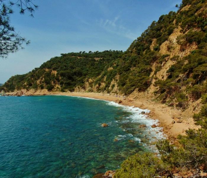 A mediterranean oasis – La cala del Sr. Ramón