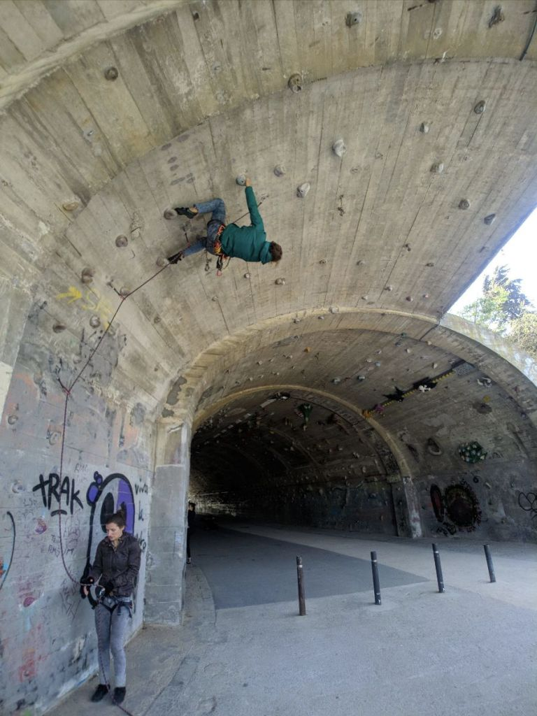 Foixarda tunnel