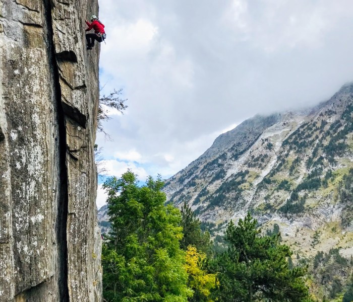 Valle de Benasque – Climbing in the heart of the Pyrenees