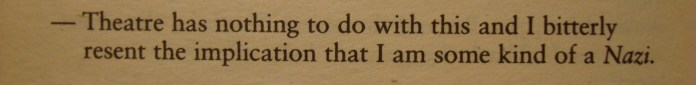 Crimp, M. 1997. Attempts on Her Life.