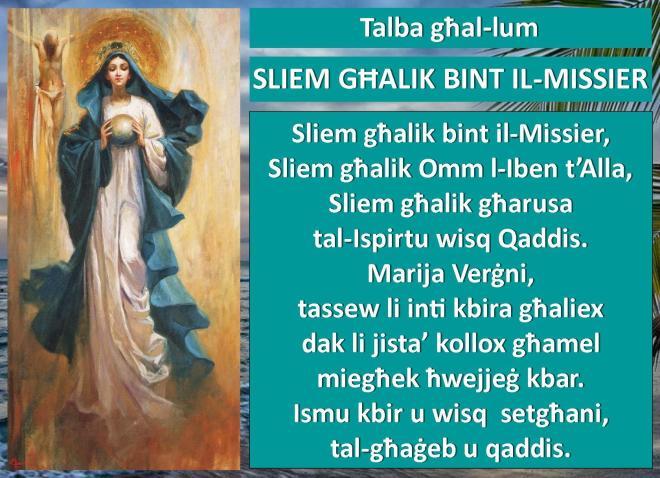 Sliem Ghalik Bint il-Missier