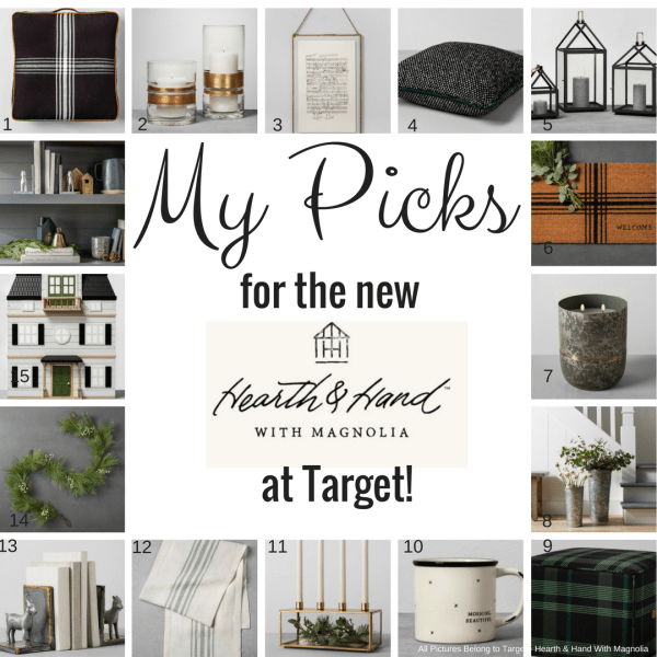Laila Belles - My Picks for Heath & Hand Target and Magnolia Line