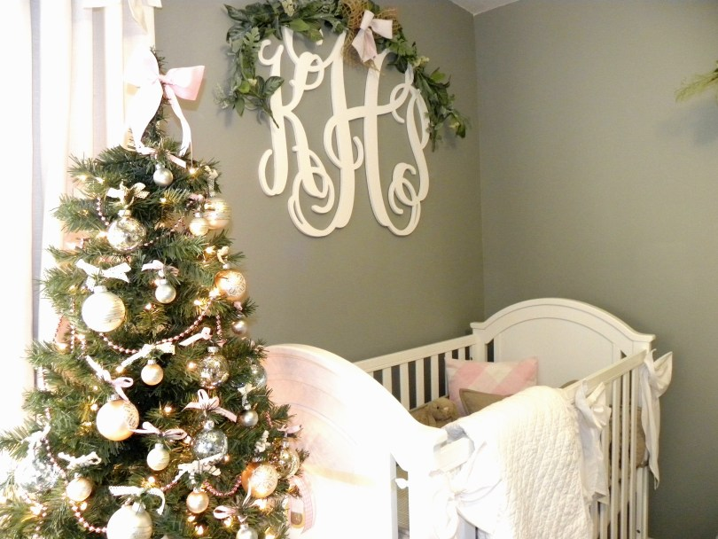 Laila Belles Christmas - Baby Girl Room