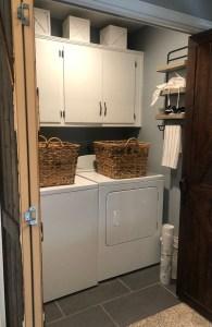 Laila Belles - Laundry Room Reveal