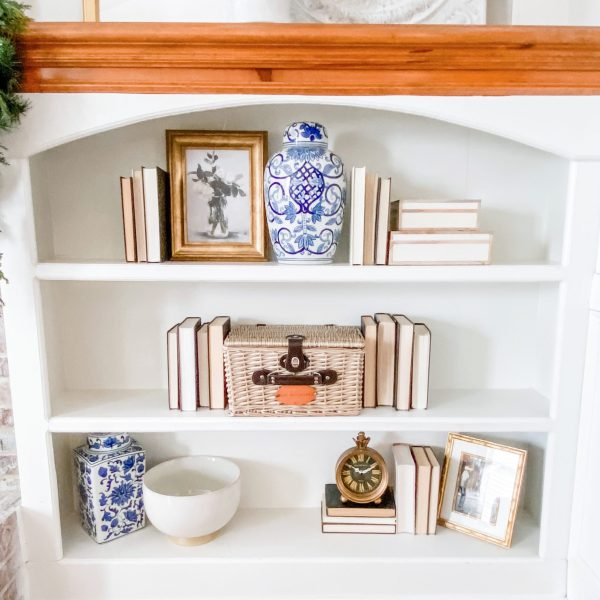 Bookshelf Refresh - Target Threshold/Studio McGee Line