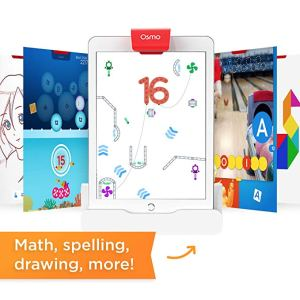 Gifts for 8 year old boys 2019 -2020 - Osmo - Genius Kit For Ipad