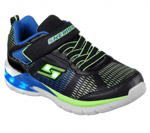 light up shoes - Sketchers Kids Erupters