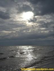 Matahari yang Tertutup Awan