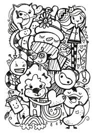 Gambar Gambar Doodle My World
