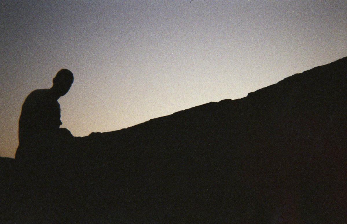 foto negro desconocido
