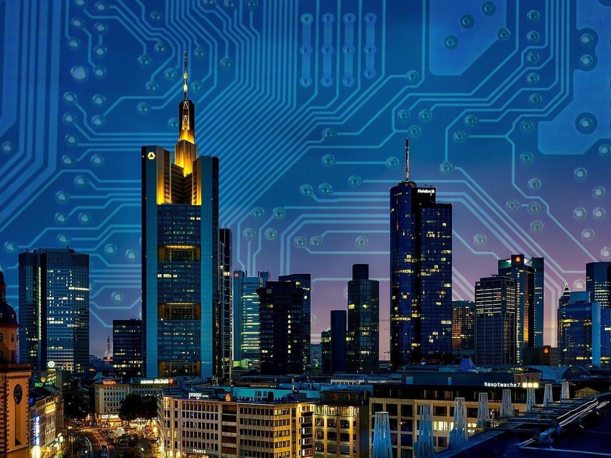 conexiones ciudad inteligente