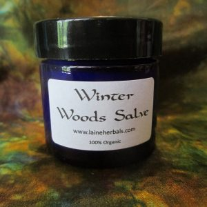 Winter Woods Salve