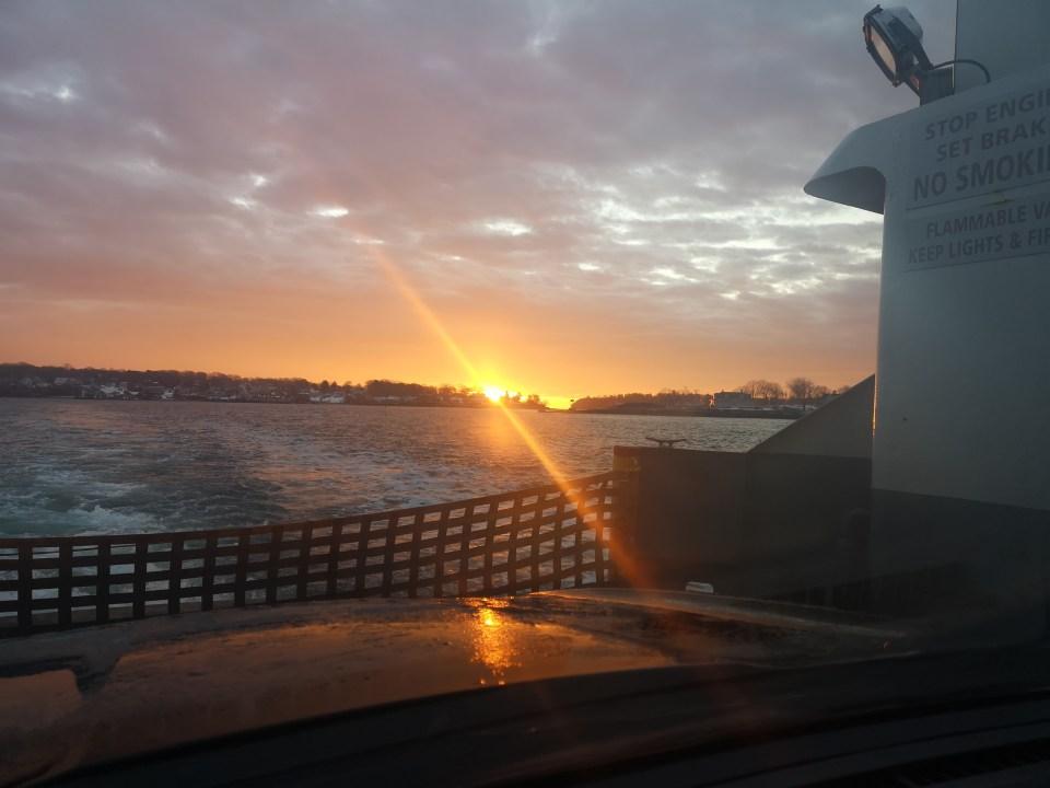goodbye sunrise