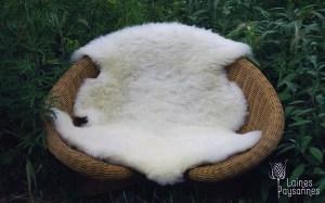 Laines Paysannes peau d'agneau