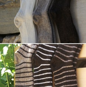 Chaussettes Pure Laine confort Made in France