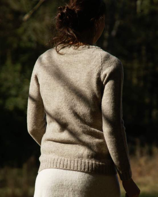 pull pure laine laine pyrénées ariège